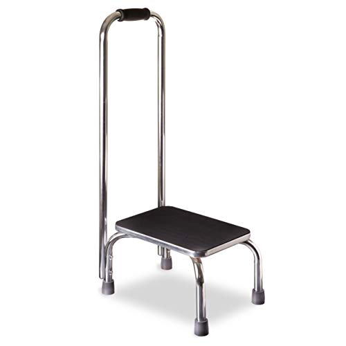 Dmi Step Stool With Handle For Adults And Seniors Heavy